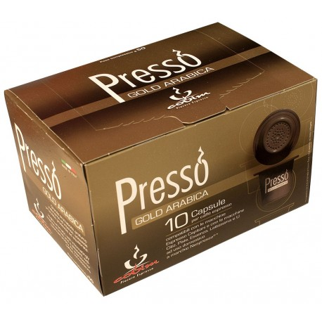Covim Gold Arabica Caffé Compatibile Nespresso