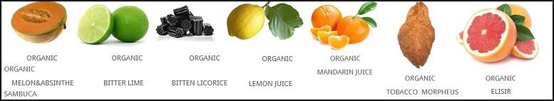 Liquidi organici